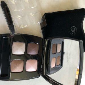 Chanel eyeshadows